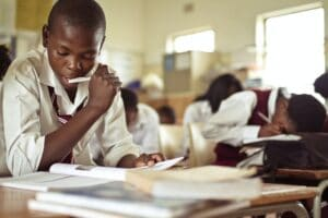 Grit matters when a child is learning to read, even in poor South African schools